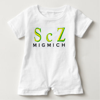 Mameluco/ MigMich/ coleção MigMich ScZ Camiseta