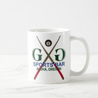 Mañana de la barra de deportes del GG después de Taza De Café