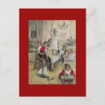Mañana de navidad de Carl Larsson 1894