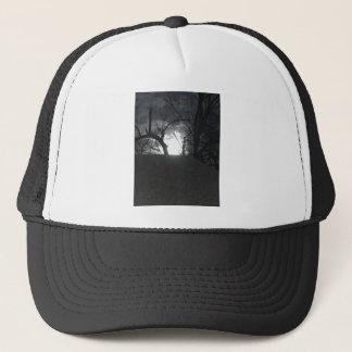 Mañana misteriosa gorra de camionero