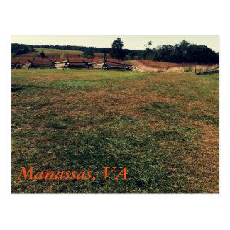 Manassas, VA Postal