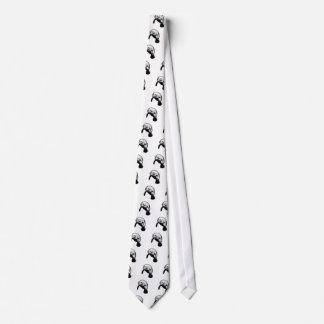 manati del dibujo corbata