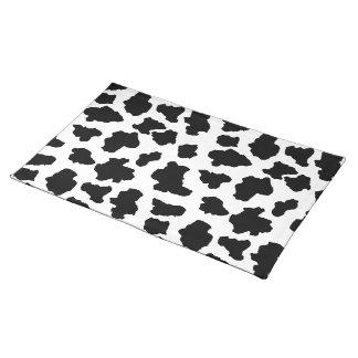 Manchado pocos puntos del animal de Holstein del Mantel Individual