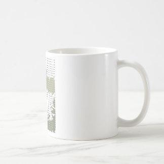 Manchado Taza De Café
