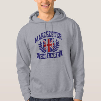 Manchester Sudaderas Con Capucha