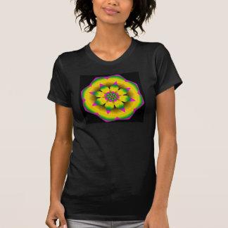Mandala #4 de la moda camisetas