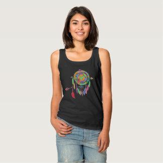 Mandala al sudoeste del nativo americano de las camiseta con tirantes
