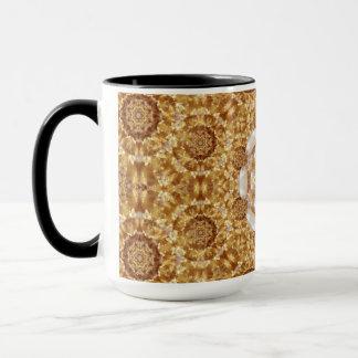 Mandala ambarina taza