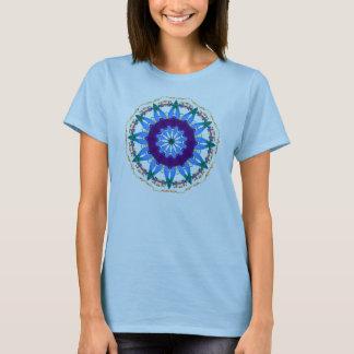 mandala camiseta