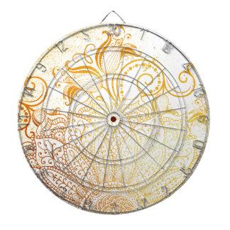 Mandala - cepillo de oro diana