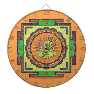Mandala de Ganesha Tabla Dardos