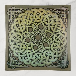 Mandala de Knotwork del Celtic