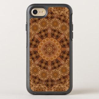 Mandala de la canción de la montaña funda OtterBox symmetry para iPhone 8/7
