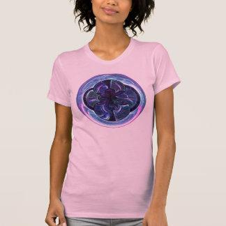 Mandala de la deformación del disco - camisa