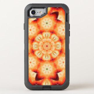 Mandala de la fresa funda OtterBox defender para iPhone 8/7