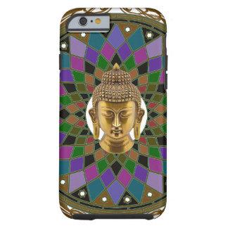 Mandala de OM Buda Funda De iPhone 6 Tough