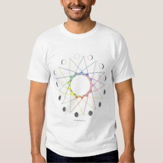 Mandala de ThirteenMoons Camisas