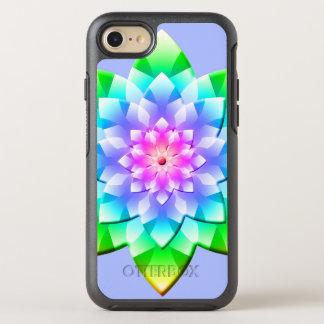 Mandala del flor funda OtterBox symmetry para iPhone 8/7