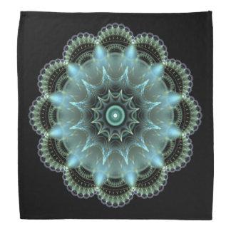 Mandala del fractal bandanas