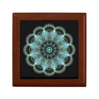 Mandala del fractal joyero