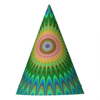 Mandala del Hippie Gorro De Fiesta