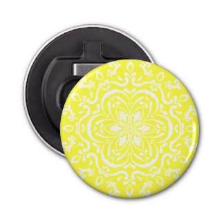 Mandala del limón abrebotellas