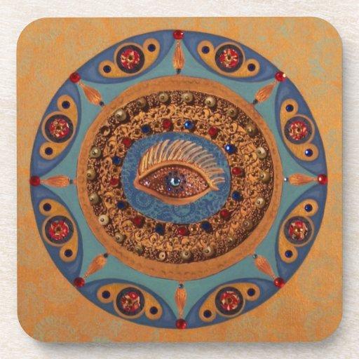 Mandala del mal de ojo s mbolo de la buena suerte - Limpiar la mala suerte ...
