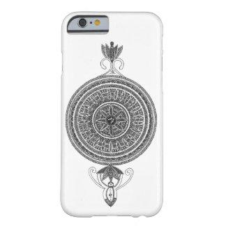 Mandala del zodiaco del libra funda barely there iPhone 6