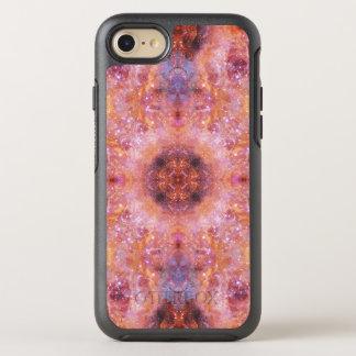 Mandala ligera cósmica funda OtterBox symmetry para iPhone 8/7