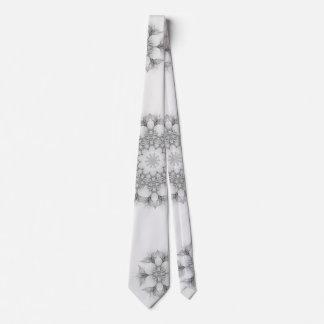mandala original del dibujo de lápiz corbata