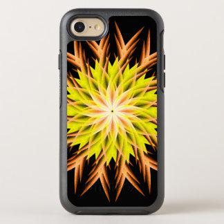 Mandala profunda de la forma de vida marina funda OtterBox symmetry para iPhone 8/7