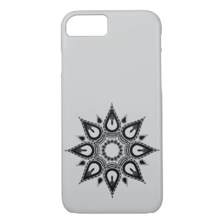 mandala simple funda para iPhone 8/7