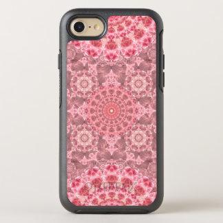 Mandala violeta del modelo de alivio funda OtterBox symmetry para iPhone 8/7