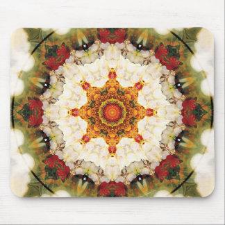 Mandalas del corazón de la libertad 16 regalos alfombrilla de ratón