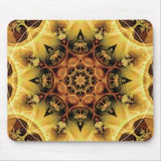 Mandalas del corazón de la libertad 28 regalos alfombrilla de ratón