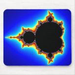 Mandelbrot original fijó 03 - fractal Mousepad Tapetes De Ratones