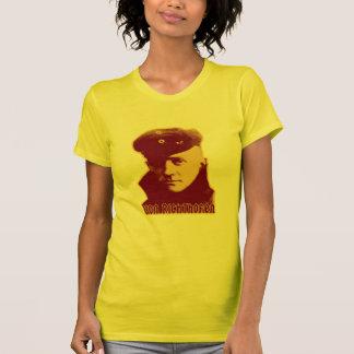 Manfred Von Richthofen - color Camisetas