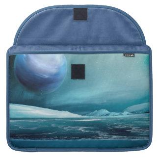 Manga ártica de Macbook del hielo marino de la Funda Para MacBook Pro