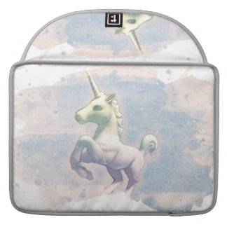 Manga de Macbook del unicornio (sueños de la luna) Funda Para Macbook Pro