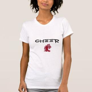 Manga del cortocircuito del jersey de la alegría camisetas