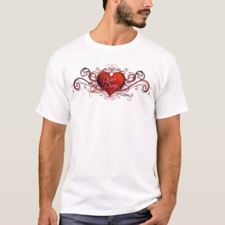 Manga del cortocircuito del logotipo de las divas camiseta