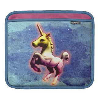 Manga del iPad del unicornio (reflejo de la Funda Para iPads