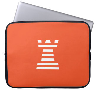 Manga del ordenador portátil del neopreno de funda para portátil