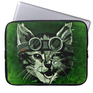 Manga del ordenador portátil funda para ordenador