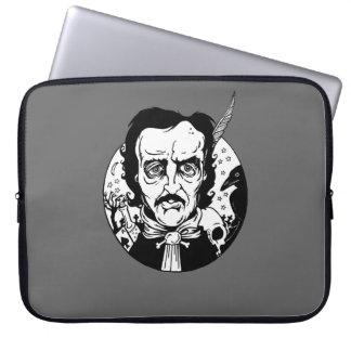 Manga del top del revestimiento del Poe Funda Para Portátil