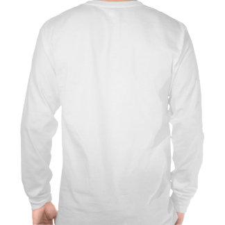 Manga larga básica de las fans del rugbi de Fiji 7 Camisetas