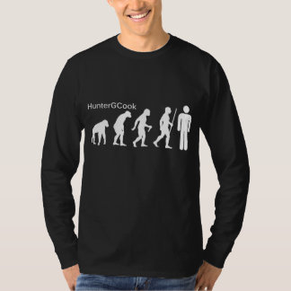 Manga larga de HunterGCook Camisetas