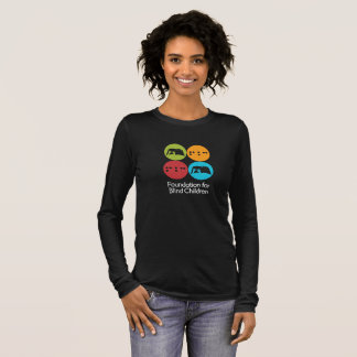 Manga larga de las mujeres camiseta de manga larga