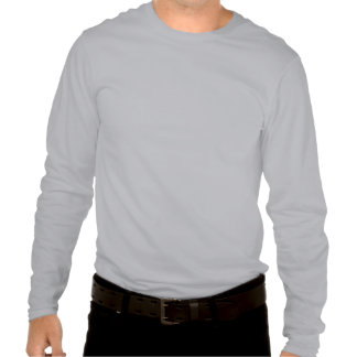 Manga larga nana de Hanes de los hombres de Motorc Camisetas
