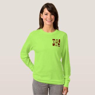 Manga larga T de BMAC Camiseta